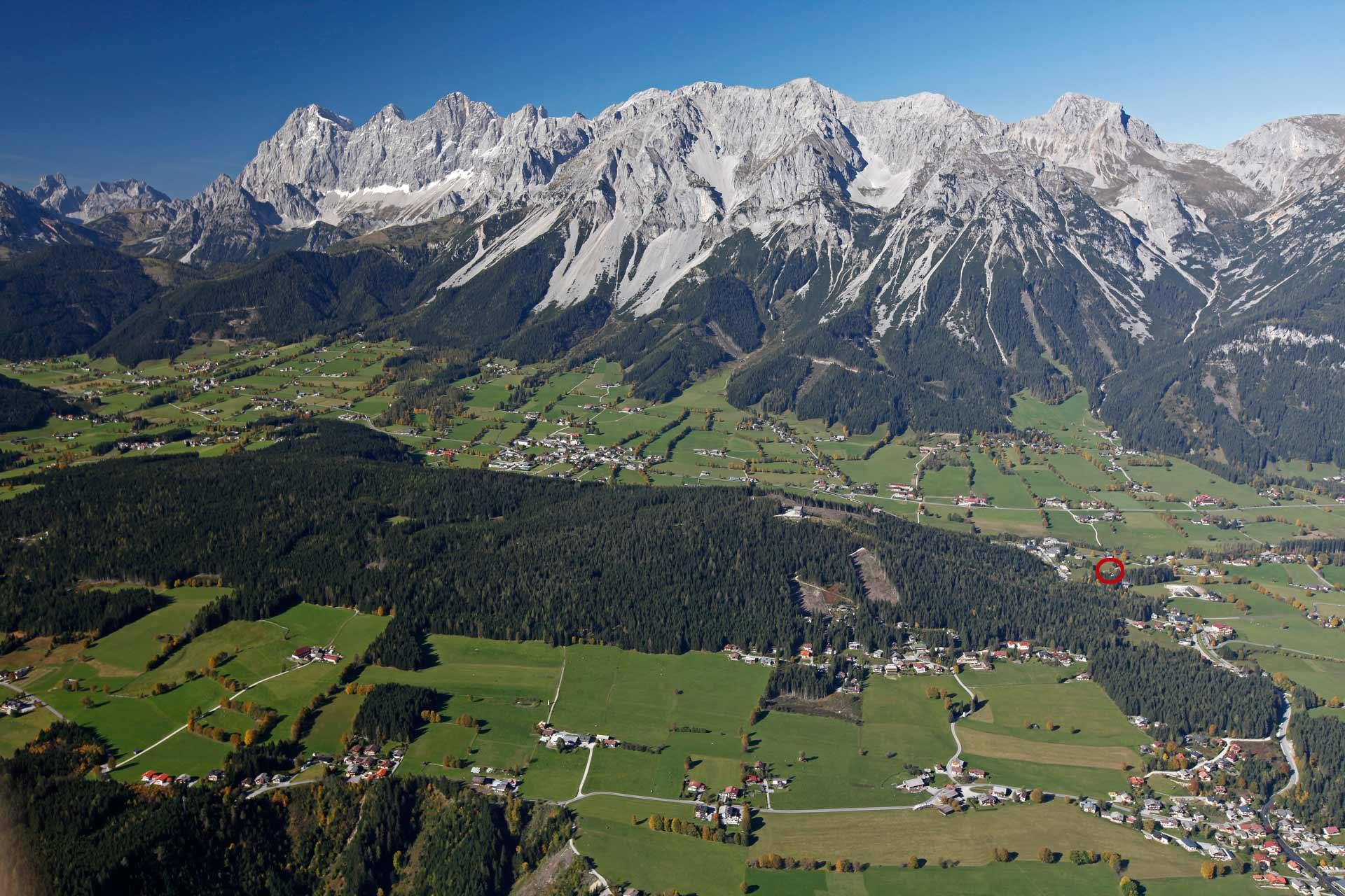 Ferienwohnungen Walcher in Ramsau am Dachstein